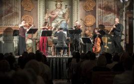Próximos conciertos de Vespres d'Anardí, orquesta barroca