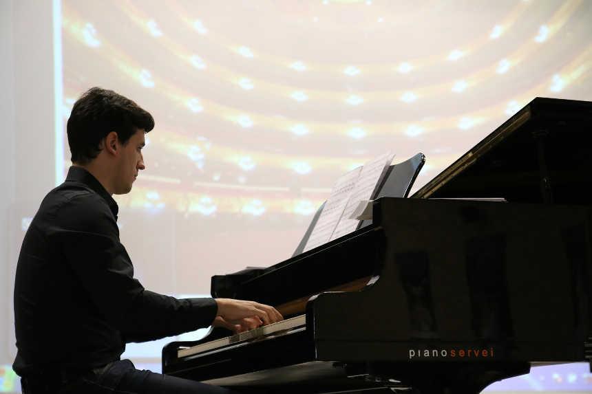 Toda la Música | Éxito del nuevo proyecto del Liceu en las prisiones