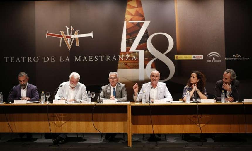 Toda la Música | El Teatro de la Maestranza presenta la nueva temporada 2017   2018