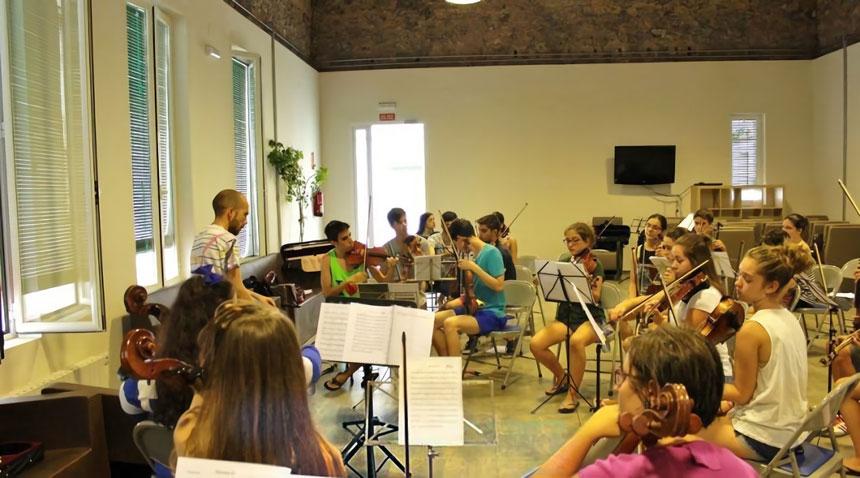 Toda la Música | Curso internacional de instrumentos de cuerda en su quinta edición