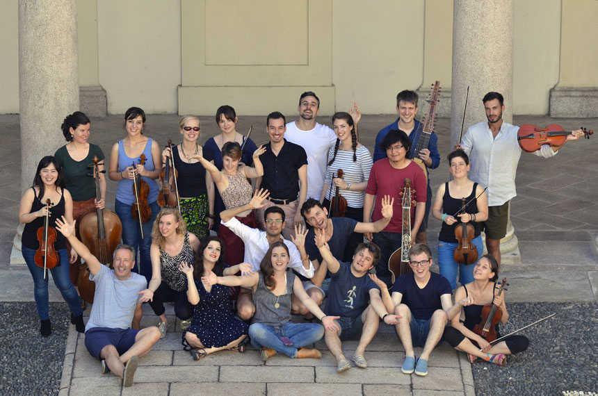 Toda la Música | La 22ª Academia Barroca Europea de Ambronay, en Peralada en la que será su única actuación en España