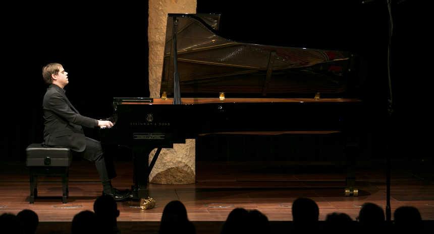 Toda la Música | Maria João Pires e Ignasi Cambra al piano, con el Segundo de Mozart
