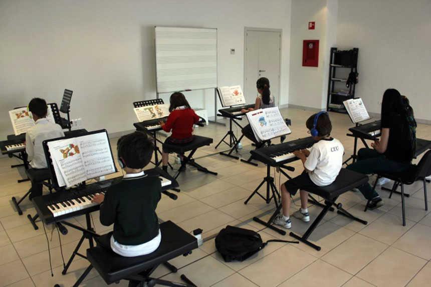 Toda la Música | Nuevos cursos musicales del Grupo Talía en colegios de Sanchinarro y Las Tablas
