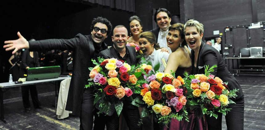 Toda la Música | Reseña de la ópera La clemenza di Tito en Baden Baden