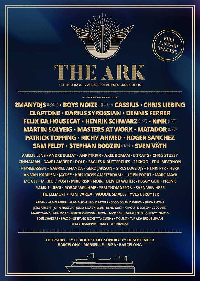 Toda la Música | The Ark Festival 2017