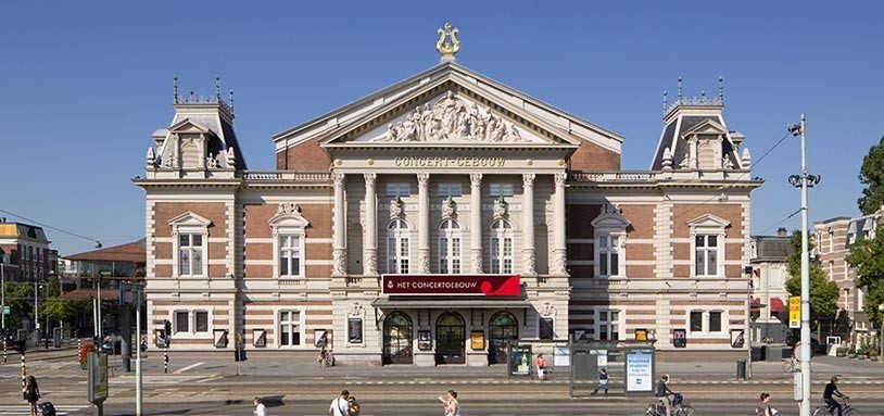 Toda la Música   Venta de entradas al Concertgebouw