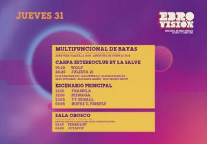 Toda la Música | Festival Ebrovisión 2017