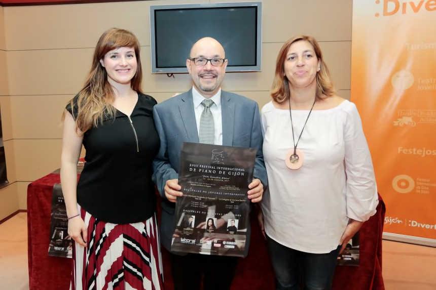 Toda la Música | El virtuosismo de Chiu, Lee y Namirovsky, en Gijón