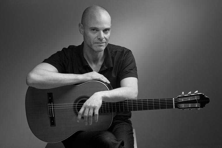 Toda la Música | Conciertos de guitarra en los jardines de Falla