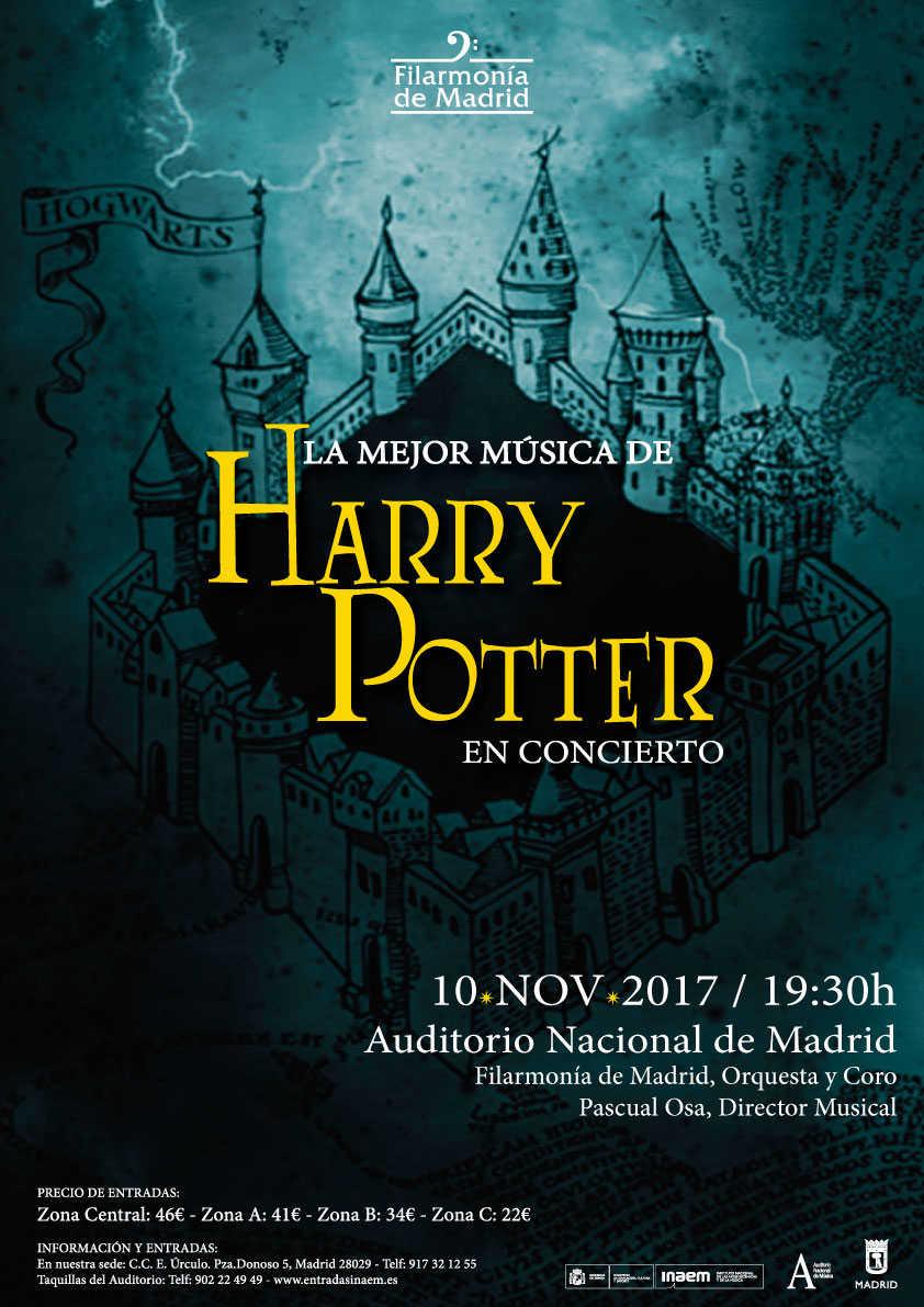 Toda la Música | Harry Potter – Ciclo MÚSICA de CINE 2017