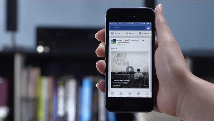 Toda la Música | Facebook hace una gran oferta a los propietarios de derechos musicales