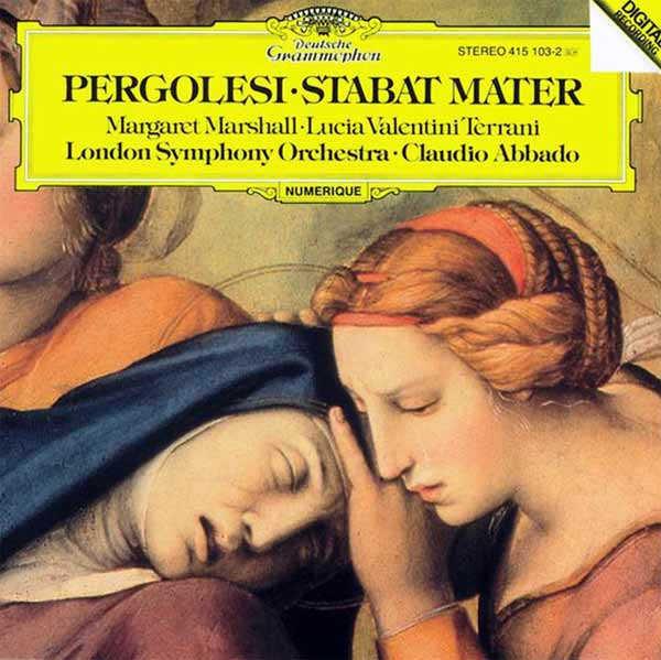 Toda la Música | Comentando O quam tristis, del Stabat Mater de Pergolesi