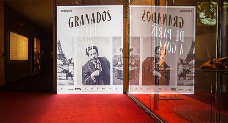 Toda la Música | El Museu de la Música de Barcelona inaugura la exposición Granados, de París a Goya