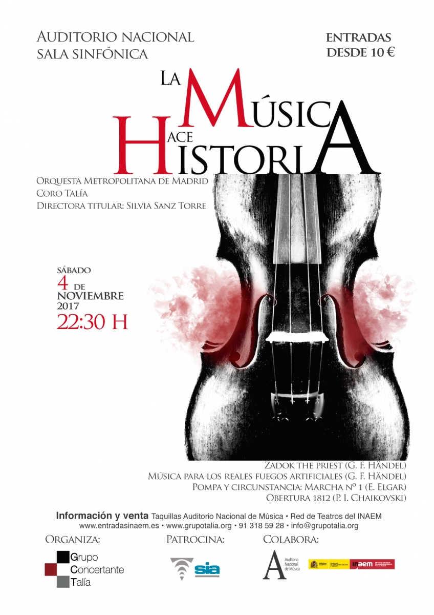 Toda la Música | 1º de abono. La música hace historia