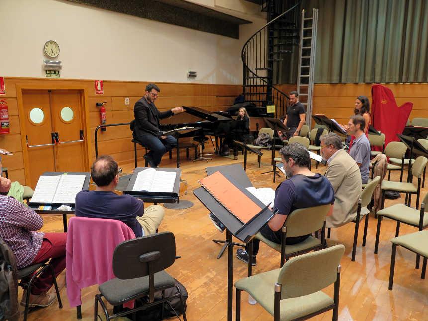 Toda la Música | El Teatro Cervantes invita al público al ensayo general de Turandot