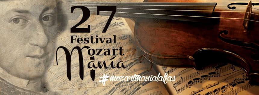 Toda la Música | XXVII Festival Mozartmanía