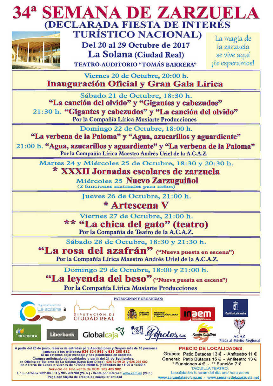 Toda la Música | 34º Semana Nacional de la Zarzuela