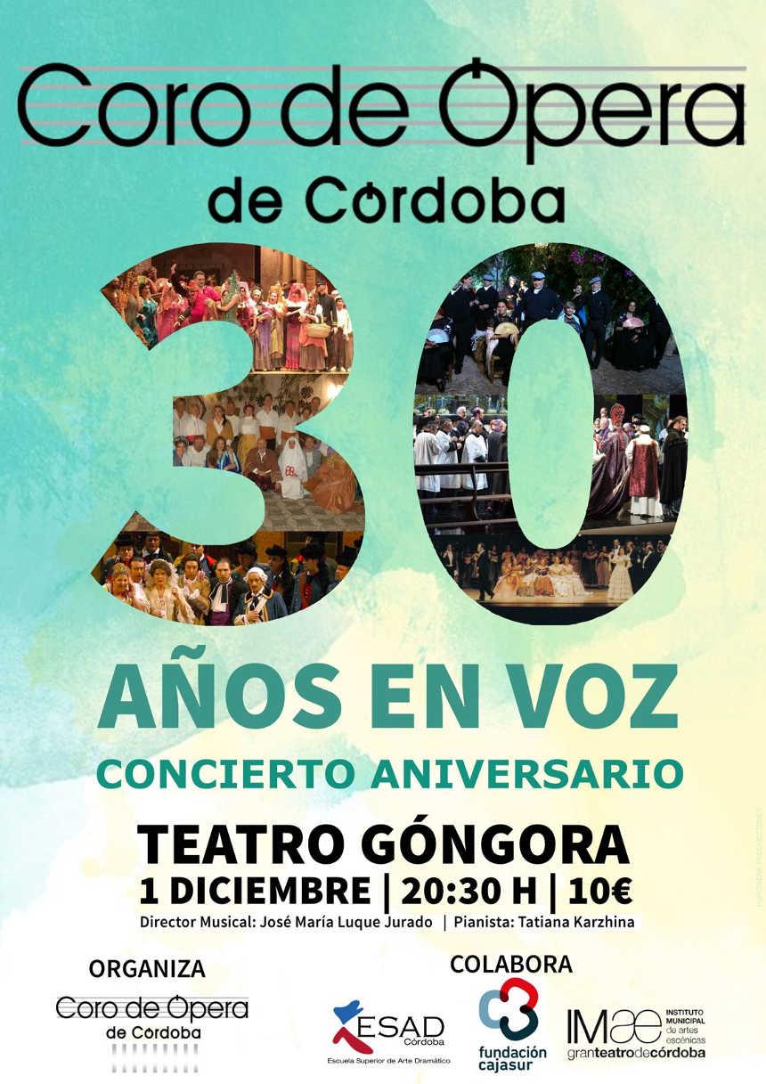 Toda la Música | Coro de Ópera de Córdoba | 30 años en voz