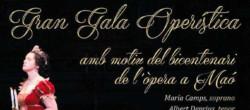 Toda la Música   La temporada de Ópera de Maó cumple 50 años