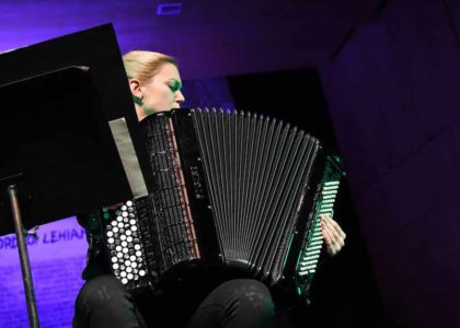 Toda la Música | María Zubimendi y Neza Torkar, las mejores acordeonistas en Arrasate