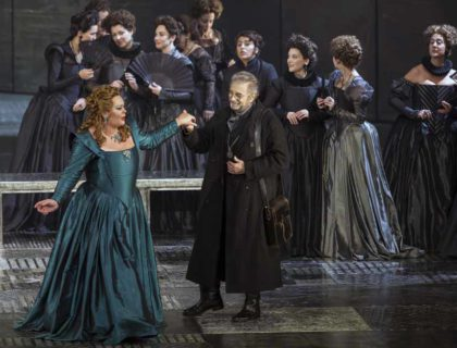 Toda la Música | Les Arts inicia su temporada de abono con un elenco de primeras estrellas para 'Don Carlo', de Verdi