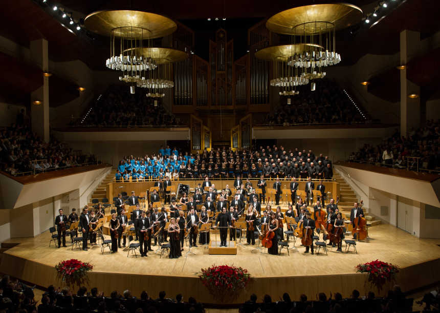 Toda la Música | Viena en Madrid | Tradicional Concierto Navideño de la Orquesta y Coro Filarmonía de Madrid