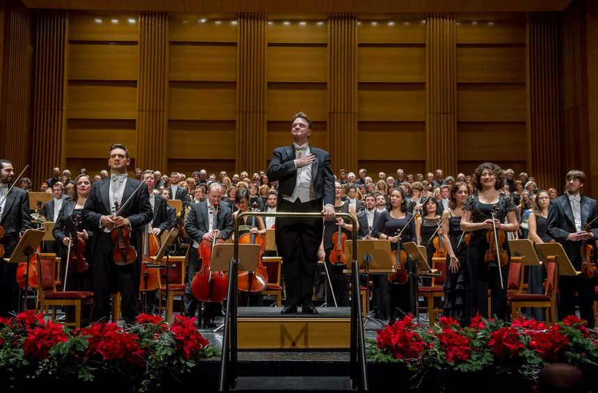 Toda la Música | Concierto Gala de Bienvenida a la Navidad en el Teatro Real de Madrid
