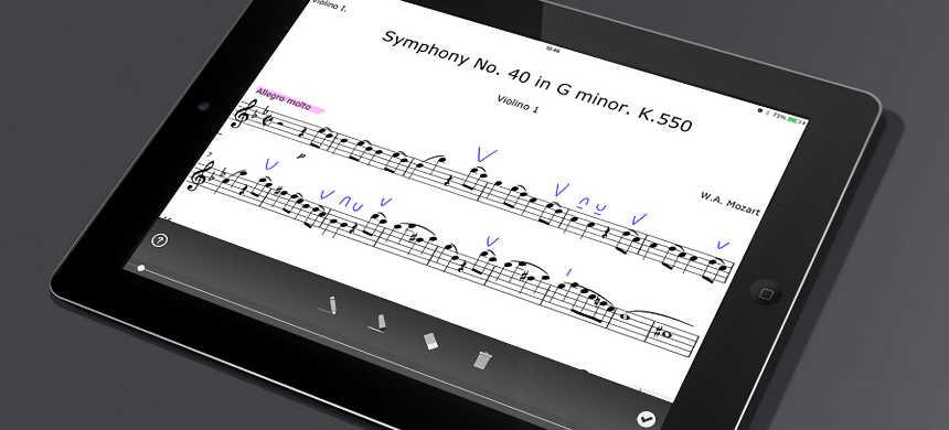 Toda la Música | El Liceu innova con las partituras digitales en el 'Cuento de Navidad' de Charles Dickens