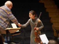 Toda la Música | Krzysztof Penderecki se pone al frente de la Orquesta Joven de la OSG para su primer concierto del año