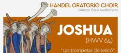 Toda la Música | Estreno absoluto del Oratorio Joshua, de Handel, por la Handel Oratorio Society
