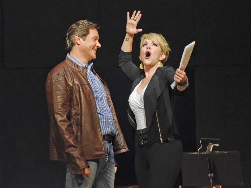 "Toda la Música | Warner Classics publica ""Great Scott"", una ópera de Jake Heggie escrita para Joyce DiDonato"