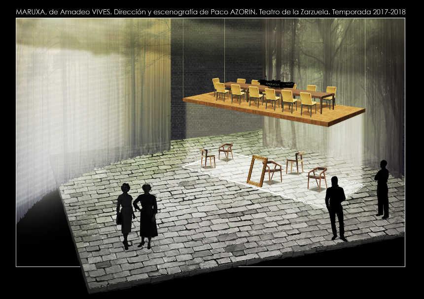 Toda la Música | Rueda de prensa del estreno de MARUXA y pase gráfico en el Teatro de la Zarzuela