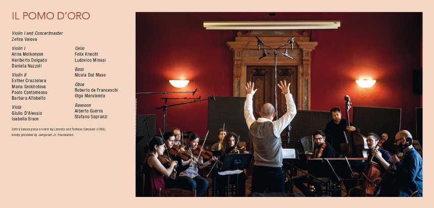 Toda la Música | Actualizado: Franco Fagioli y Handel Arias, un proyecto internacional de Deustche Grammophon