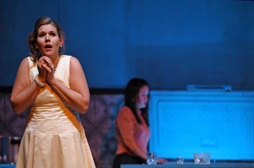 Toda la Música | Segundo Ciclo de Lied de Zaragoza en el Teatro Principal con la mezzosoprano Linda Sommerhage