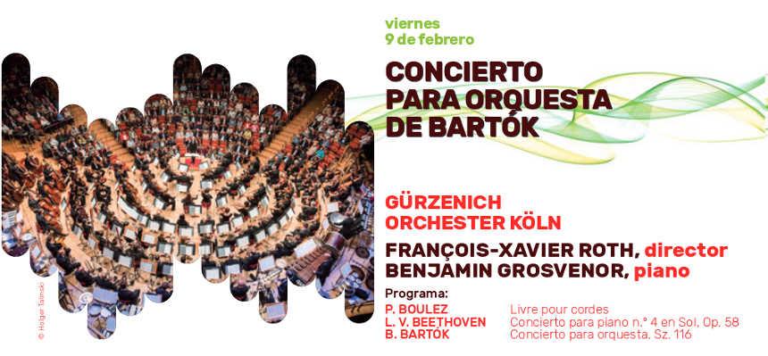 Toda la Música | Las orquestas europeas protagonizan la Temporada de Grandes Conciertos de Primavera en Zaragoza