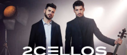 Toda la Música | 2CELLOS anuncia su nuevo álbum Let There Be Cello