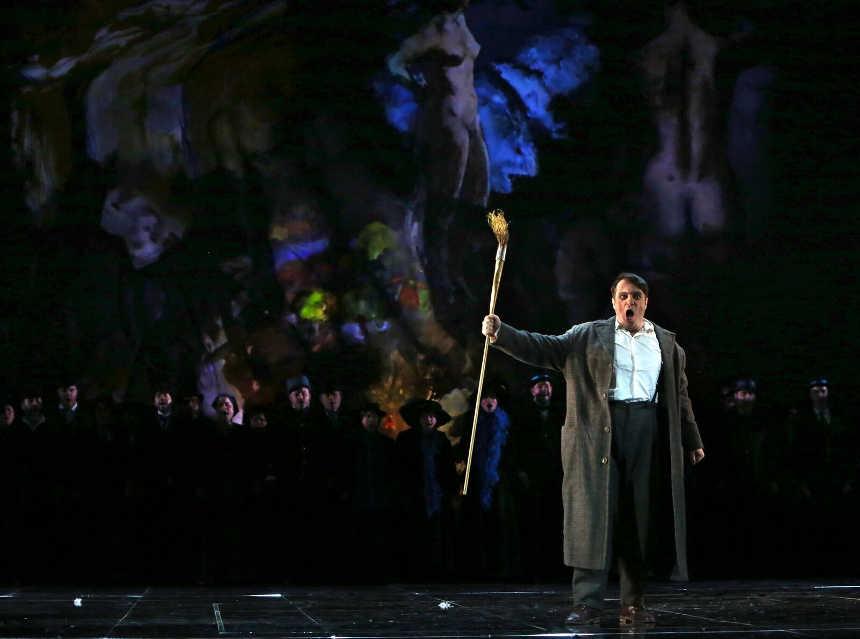 Toda la Música | Picasso resiste los embates de Boadella en una brillante ópera de Juan J. Colomer