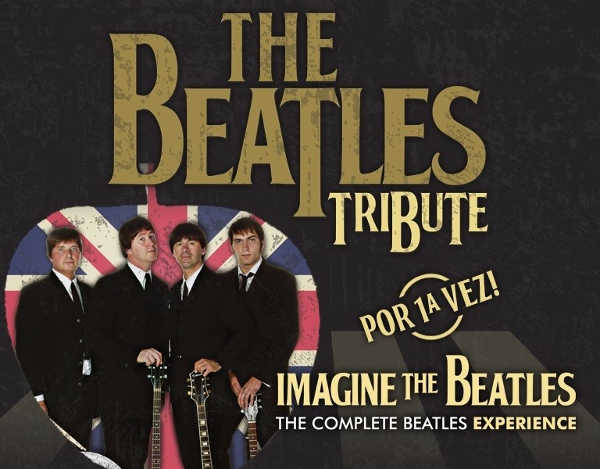 Toda la Música | El cuarteto Imagine The Beatles revive en el Teatro Cervantes la magia de los de Liverpool