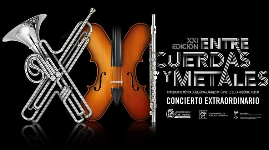 Toda la Música | El Batel se llenó de música clásica con el Concierto Extraordinario de Entre Cuerdas y Metales