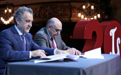 Toda la Música | El maestro Josep Pons firma su renovación como director musical del Liceu