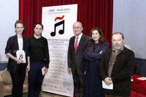 VI Málaga Clásica es el Festival Internacional de Música de Cámara de Málaga