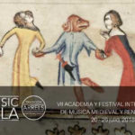 Toda la Música | Abierta la convocatoria para participar en el European Day of Early Music 2018