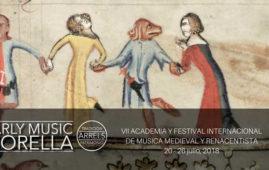 Presentan la VII Academia y Festival Internacional de Música Medieval y Renacentista