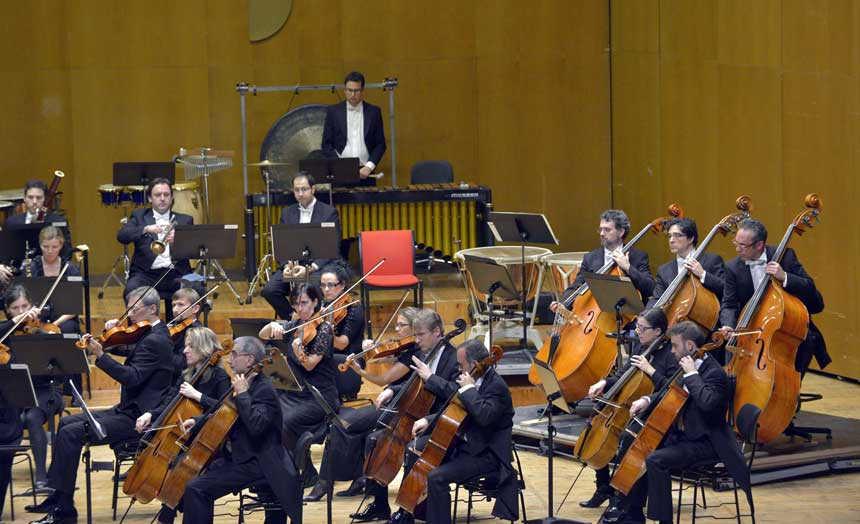 Toda la Música | Uno de los mejores organistas del mundo, dirige esta semana la Real Filharmonía de Galicia