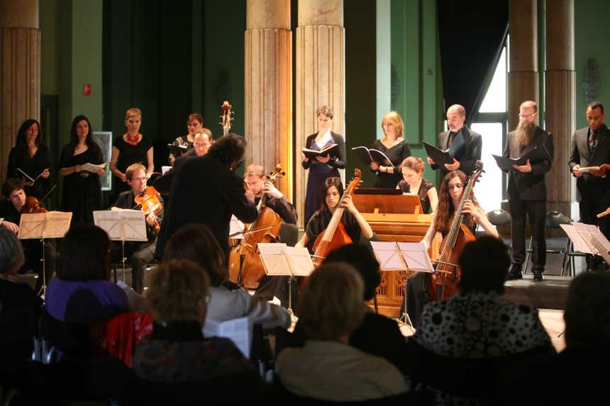 Toda la Música | Integral de los Conciertos de Brandemburgo en el Ciclo de Conciertos BACH MADRID