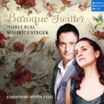 Toda la Música | VOCALISE es el nombre del nuevo álbum que ha grabado la soprano Nuria Rial