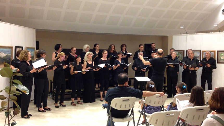 Toda la Música | 24º Seminario de Canto Coral con Xabier Sarasola el 26 y 27 de mayo de 2018