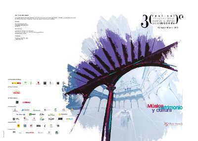 Toda la Música | XXX Festival Internacional de Música y Danza Ciudad de Úbeda con 30 respaldos