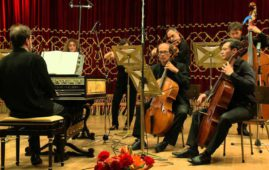 La Accademia Bizantina de Ottavio Dantone, está de gira por España