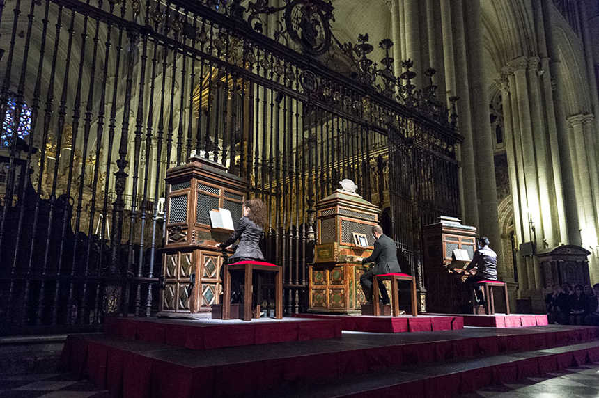 Toda la Música | XI Batalla de Órganos: Llegada de Carlos I – Festival de Música El Greco en Toledo